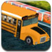 驾驶3D巴士停车