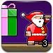 可爱圣诞老人送礼物3