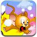 貓和老鼠打冰球