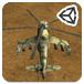 驾驶米24W攻击直升机