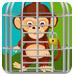 小猴子逃离丛林