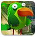 绿色小鸟逃脱