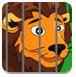獅子逃離馬戲團