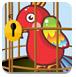 小鹦鹉逃离笼子