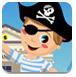海盗男孩逃脱