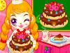 阿sue做蛋糕