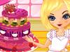 简约生日蛋糕