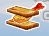鲜虾三明治