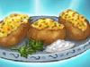 烘烤馬鈴薯