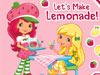 草莓公主制作柠檬汁