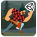 奔跑的伐木工