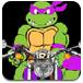 忍者神龟骑摩托