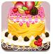 安娜公主的生日蛋糕