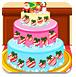 安娜公主制作圣诞节蛋糕