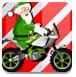 圣诞老人摩托大赛