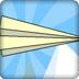 飘移的纸飞机
