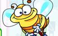 勤劳的小蜜蜂种花