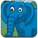 贪吃的小象