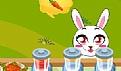 可爱笨小兔胡萝卜果汁店