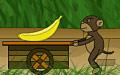 小猴抓水果