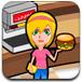 瓦莱丽经营汉堡店