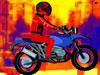 摩托车挑战刺激