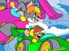 猫和老鼠赛车拼图