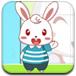 可爱兔小妹拼图