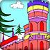 城堡图片填颜色