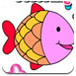 可爱的小鱼上色