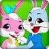 兔子恋爱接吻