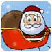 圣诞老人高空跳跃