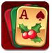 圣诞扑克牌