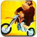 3D猩猩之摩托錦標賽