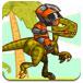 騎恐龍跑步2