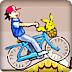 宠物小精灵小智的自行车