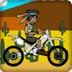 沙漠驾驶摩托车2