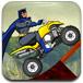 蝙蝠侠骑摩托车