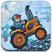 驾驶拖拉机越野赛