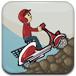 驾驶摩托摘星星
