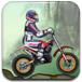 山地极限骑摩托