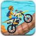 3D海滩摩托大冒险