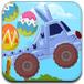 兔子驾驶卡车运输