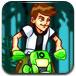 少年骇客森林骑摩托