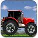 农场拖拉机运输车