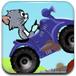 猫和老鼠驾驶摩托