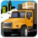 驾驶超市运货卡车