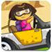 朵拉驾驶越野车