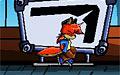 奔跑的小狐狸