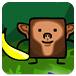 方块小猴子